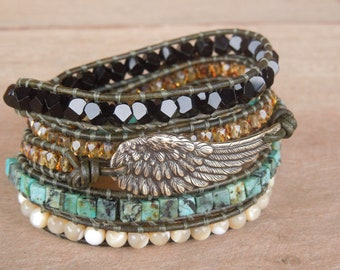 Angelica Wrap Bracelet