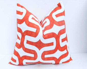 Decorative Pillow covers Decorative Throw Pillow Covers Orange Pillow Accent Pillows 2x22 Throw Pillow Covers Accent Pillows Sofa Pillows