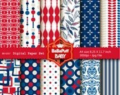 Buy 2 Get 2 Free ---- Digital Papers ---- Personal and Small Commercial Use ---- BB 0267