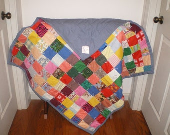 Baby or girl boy quilt-51
