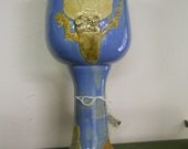baby fairy challice/goblet in periwinkle blue