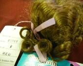 Lot of three Doll Wigs