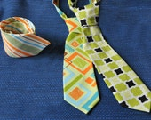 Boys Adjustable Ties Great for Photo Prop or Special Occasion