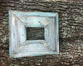picture frame made from reclaimed barn wood 5x7