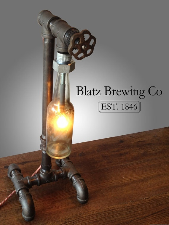 Items Similar To Industrial Brewery Lamp Blatz Brewing