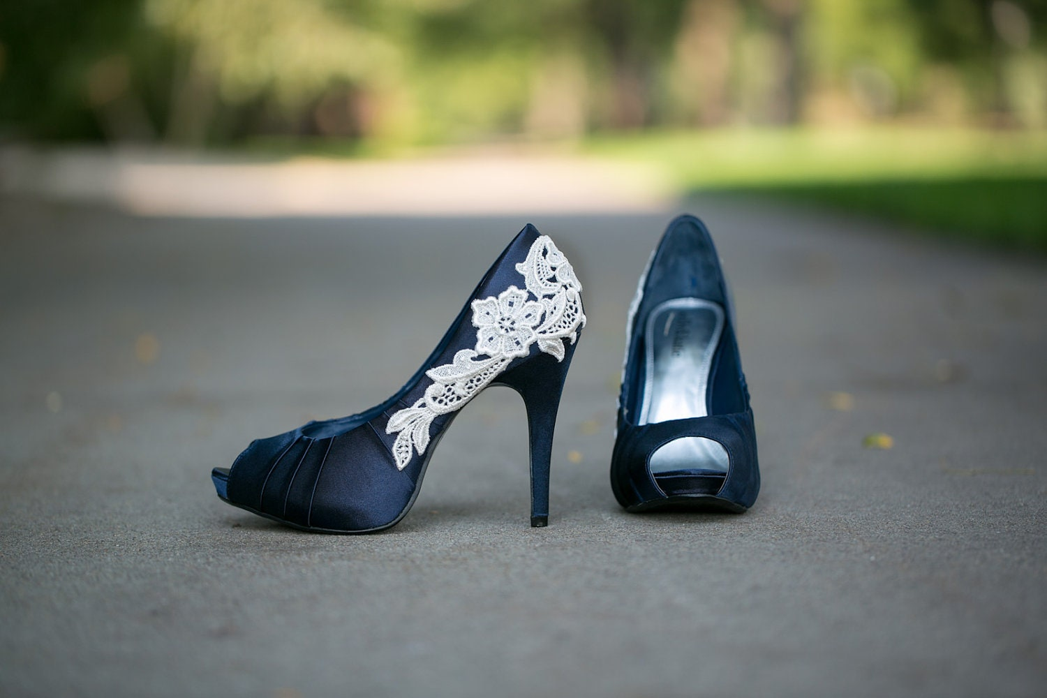 Dark blue heels tumblr