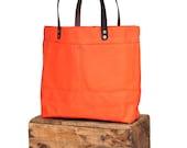 Limited Edition : Orange tote