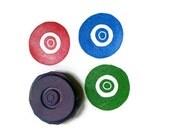 Evil Eye Rubber Stamp, Decorative Rubber Stamp, Art Rubber Stamp, handcarved Turkish Arabic Middle Eastern