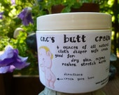 Cnc's Butt Cream -4oz - Natural Multi Purpose Body Butter
