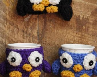 Bird Coffee Cozy