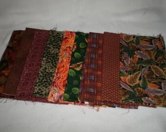Fabric - 9 Fat Quarters
