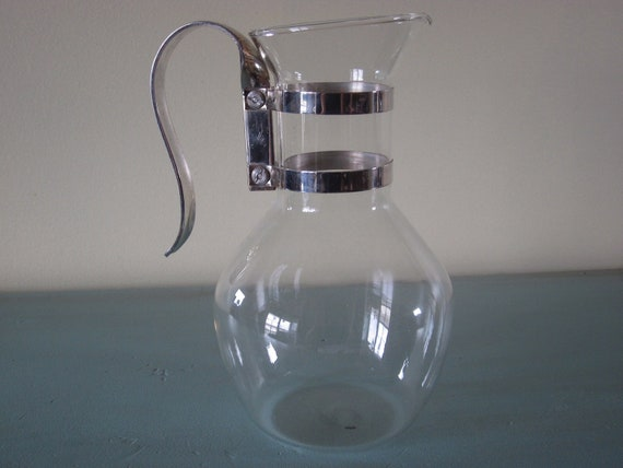 SALE FB Rogers Juice Pitcher / Coffee Carafe