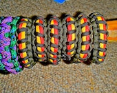 This Posting is For Selena Only - 2 Rasta Bracelets & 1 Carribean Conundrum