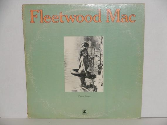 Fleetwood Mac - Future Games - Blues Rock - Reprise Records - 1971 - Vintage Vinyl Record Album LP