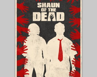 Shaun Of The Dead poster
