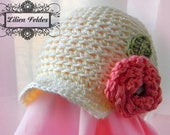 Annamari Newsboy Hat for Girls