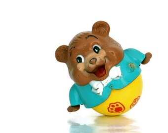 Vintage Chubbie Cub by Fisher Price 1969