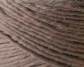 """SALE - Lion Brand Martha Stewart Crafts Cotton Hemp Yarn - """"Oyster"""" - Lot 303"""