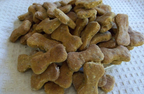 Eat Your Vegetables Dog Treats Cookies One Pound Bag