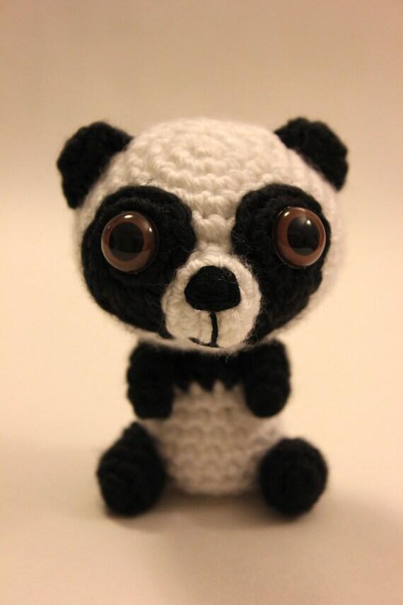 Amigurumi Guinea Pig Pattern Free : PATTERN Instant O-SO-CUTE Panda Bear Amigurumi Chrochet by ...