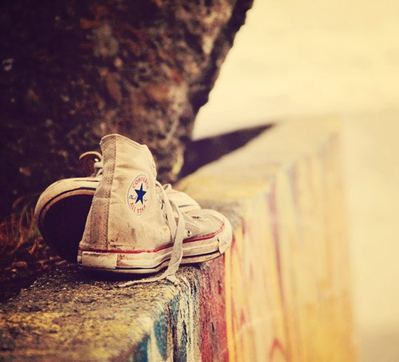 Hipster chuck taylors photograph retro hipster by scarlettella