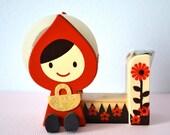 Deco Tape Dispenser Little Red Riding Hood