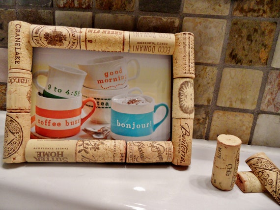 Wine Cork Frame / Corkboard