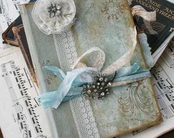 Wedding Guest book - Winter Wonderland theme