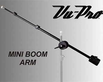 Vu-Pro Mini Boom Arm With Counter Weight for Photography Lighting