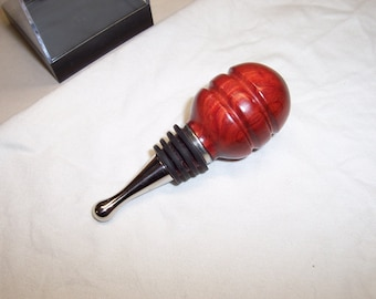 Redheart Bottle Stopper