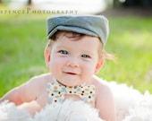 Newborn Baby Bow Tie or Necktie, Photography Prop, Newborn Photo Prop, Newborn Tie, Baby Tie