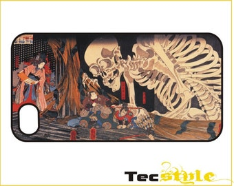 Kuniyoshi - Takiyasha the Witch and the Skeleton Spectre - iPhone / Android Case / Cover iPhone 4/4s, 5/5s, 6/ 6 Plus, Samsung Galaxy s4, s5