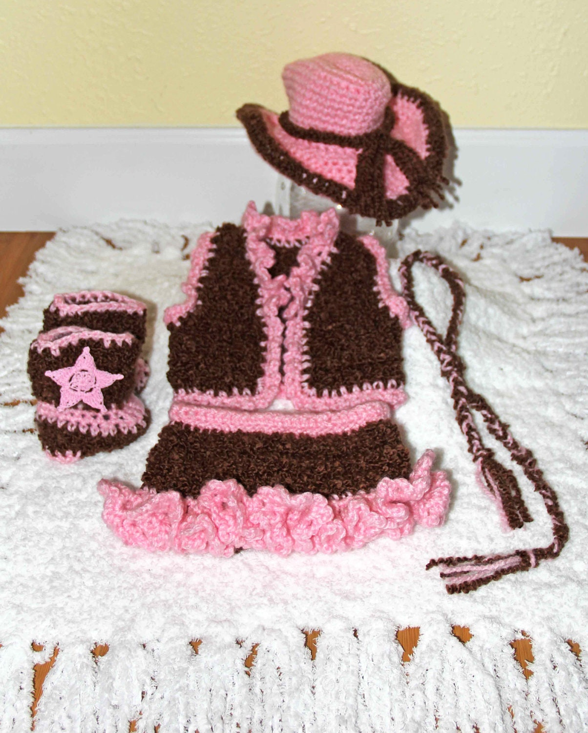 Free Crochet Pattern For Cowgirl Skirt : Lighting