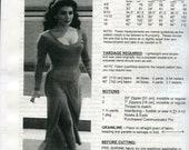 Star Trek - TNG Next Gen Deanna Troi Uniform Pattern: Sizes 4-16    PTN-020