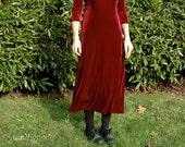 90s Renaissance Juliet Maxi Dress
