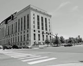 Nashville City Hall, Monochrome Photograph - 7x5 Print