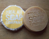 Honey Pale Real Ale Beer Soap