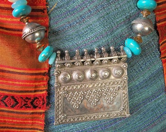 Silver Indian Tribal Delight
