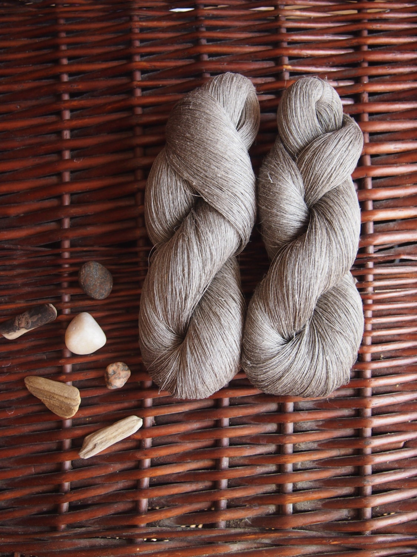 100% NATURAL LINEN YARN High Quality Linen Yarn Crochet