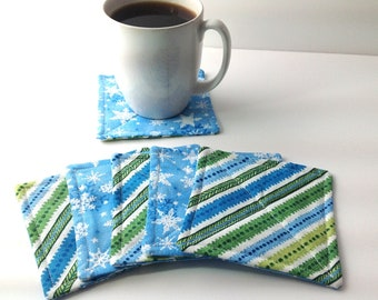 Quilted Coasters (set of 6)