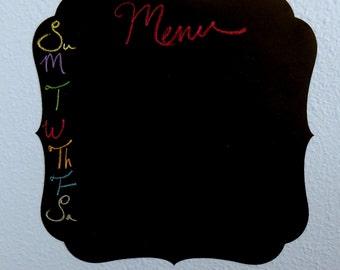 Adhesive Chalkboard Vinyl Menu, Memo, Message Board