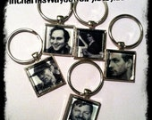 Killer Keychains Ted Bundy, Jeffrey Dahmer, Richard Ramirez, Charles Manson, Ian Brady, Myra Hindley, MORE