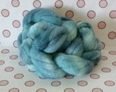 Spinning Fiber - Blue Faced Leicester Combed Top - 8 Ounces - Niagara