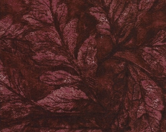 Bella Verona Collection by Wing and a Prayer for Timeless Treasures c8587 Merlot 1 yard