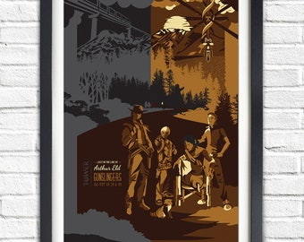 The Dark Tower - Gunslingers - 19x13 Poster