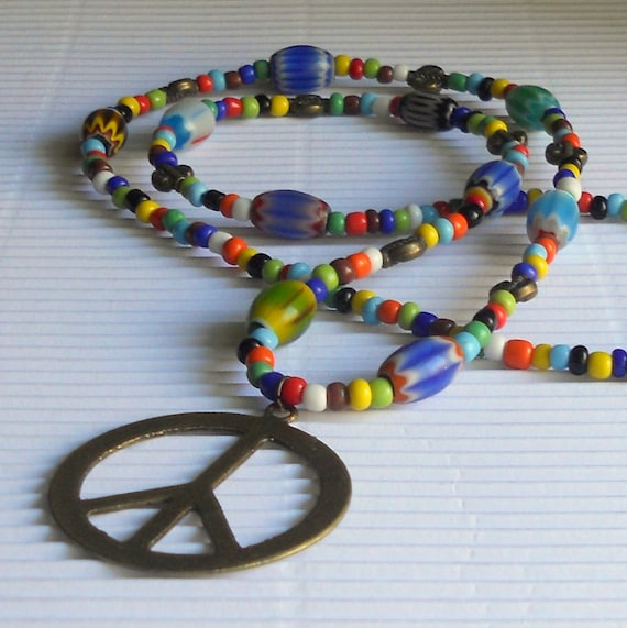 60s -70s Jewelry - Necklaces, Earrings, Rings, Bracelets