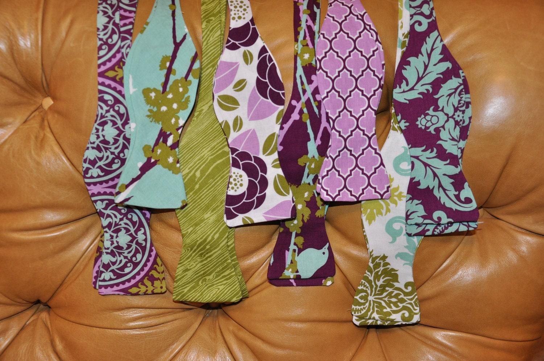 Lilac Aviary series