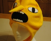 Adventure Time Inspired Lemongrab Hat - Now in red, too - Chilligrab?