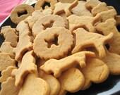 Gourmet Dog Treats - Wheat Free Cheese Dog Treats