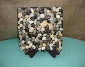 Beach Pebble Trivet